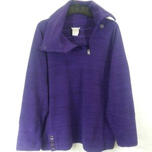 Womens athletic pull over size xxl